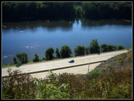 High above 11-15 along the Susquehanna