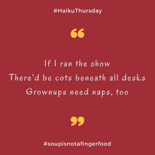 #HaikuThursday